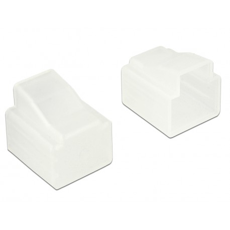 Delock Dust Cover for RJ11 plug transparent