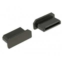 Delock Dust Cover for HDMI mini-C female without grip black